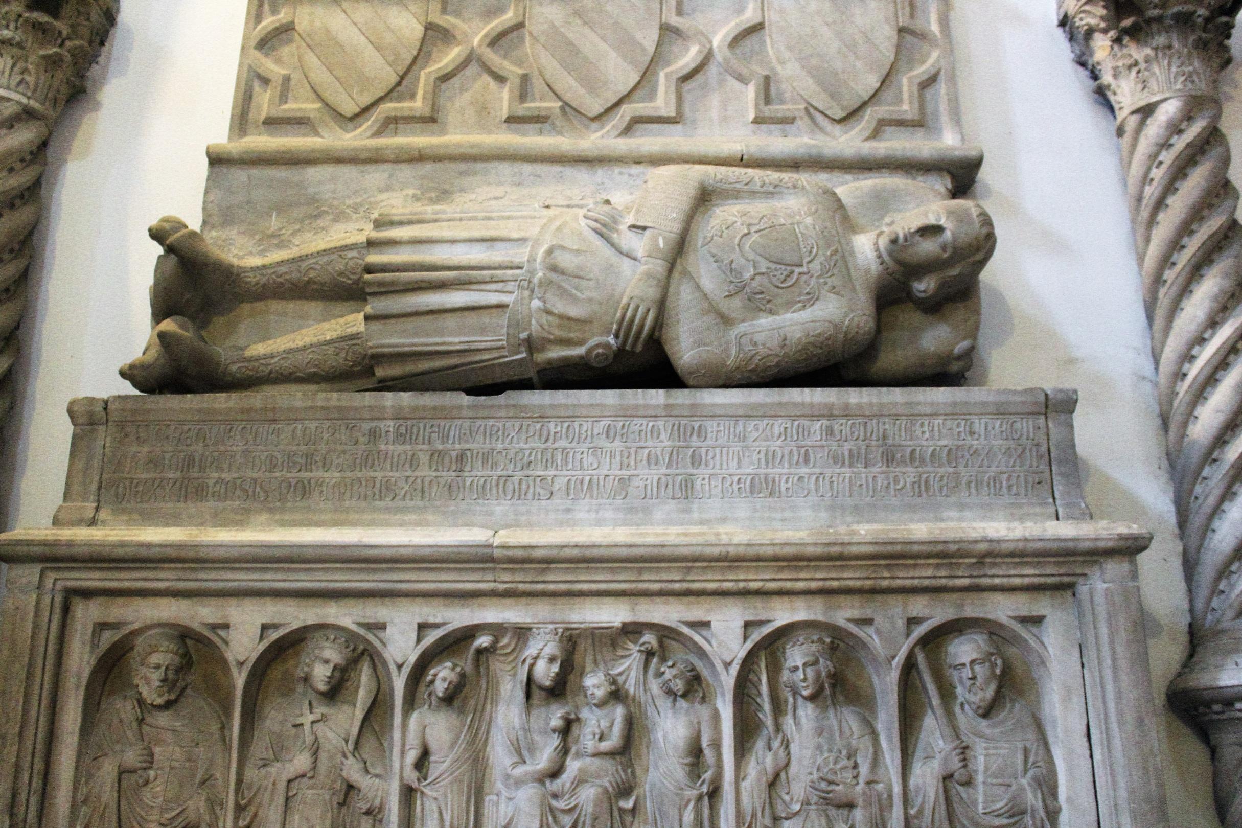 Sepolcro Cristofaro de Aquino