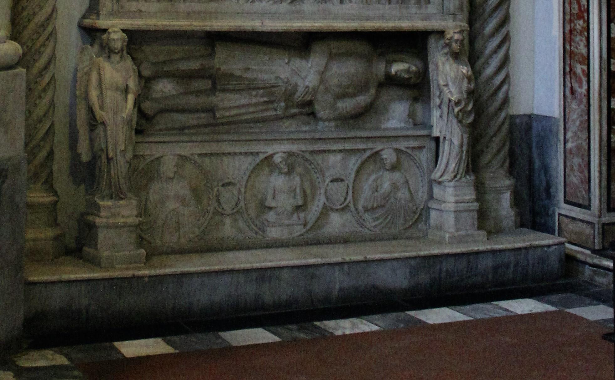Sepolcro Tommaso de Aquino