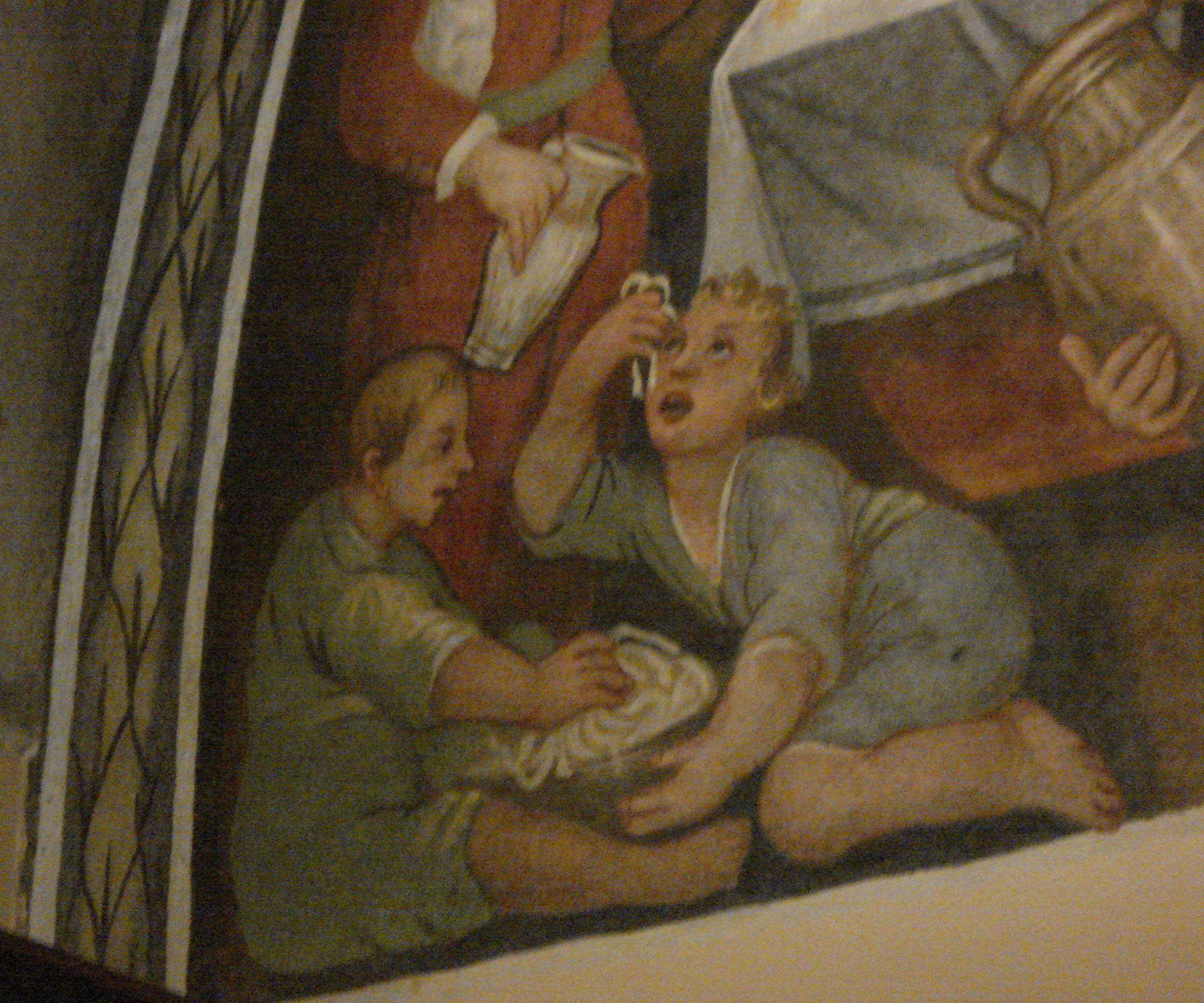 Galatina - Refettorio francescano
