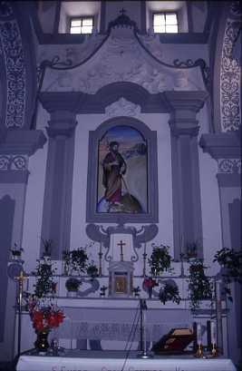 Foto n. 7 Dia 324, Altare maggiore di San Giacomo