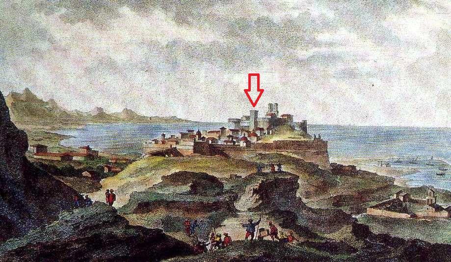 Crotone Saint-Non (1778)