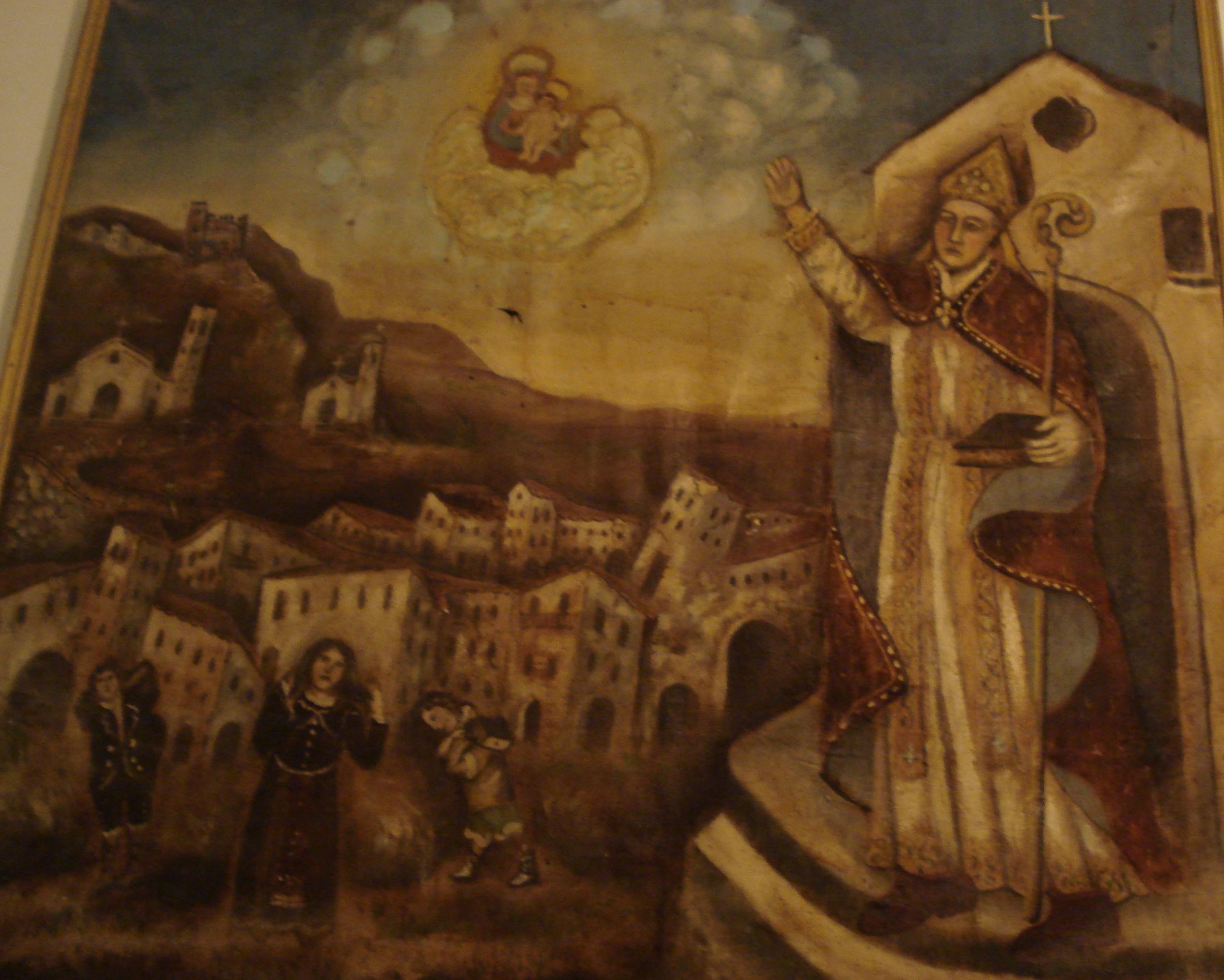 Mesoraca - Chiesa del Rito