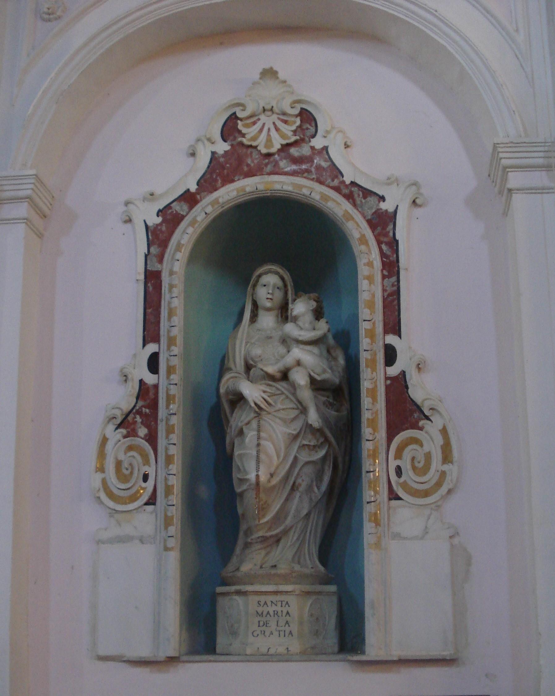 Santa Maria della Grazia Policastro Santa Spina