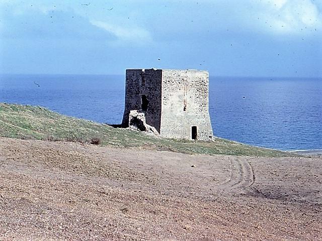 Torre di Capo Alice