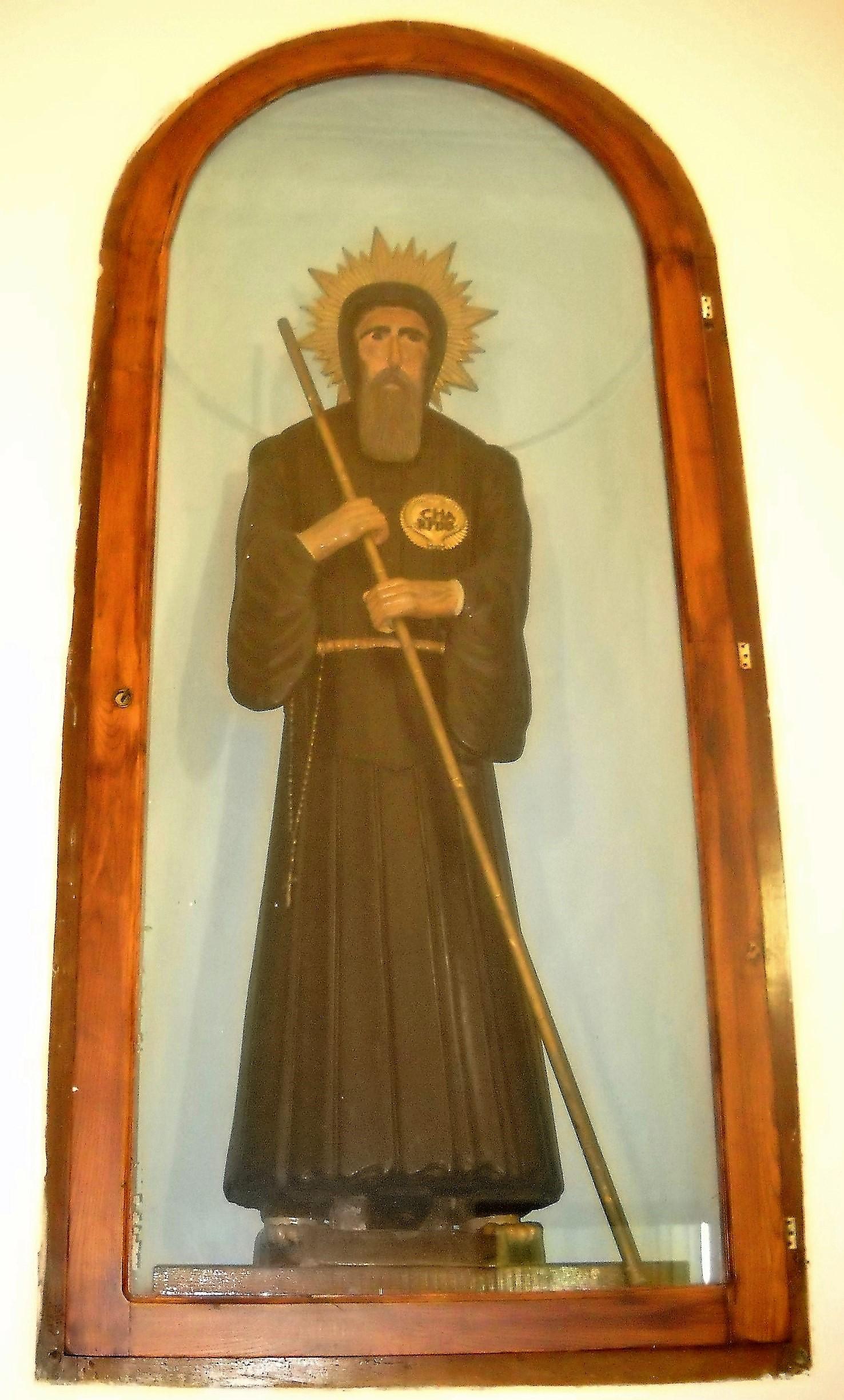 Policastro statua s. Francesco di Paola