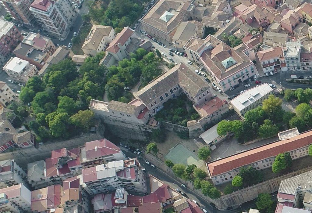 Crotone, Veduta della Timpa della Capperrina (foto di Antonello Scerra).
